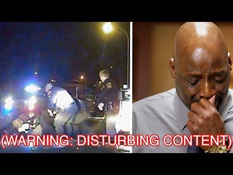 Brutality Epidemic : Police Assault Unarmed Black Man At Traffic Stop (Warning: Disturbing Content)