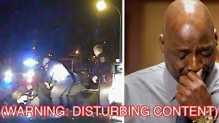Police Assault Unarmed Black Man At Traffic Stop (Warning: Disturbing Content)