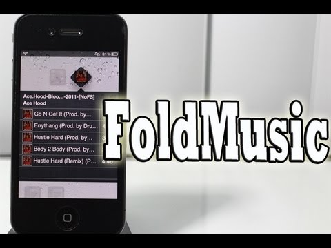 Add and Play Music From Folders with 'FoldMusic'