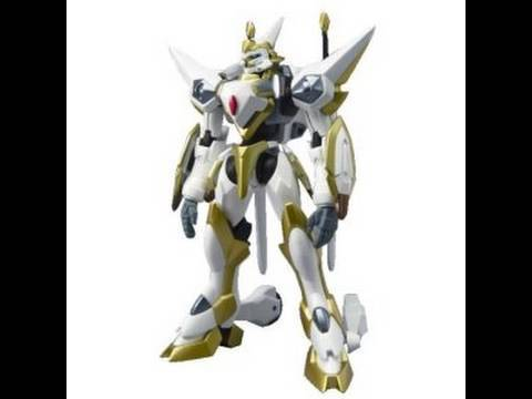 Code Geass In Action!! Offshoot Knightmare Frame Lancelot Review