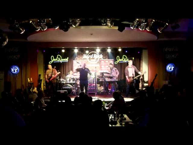 Voltaj - De maine live @ Hard Rock Cafe Bucuresti