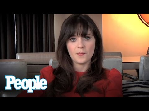 Zooey Deschanel Answers Your Beauty Questions | Up Close | PEOPLE