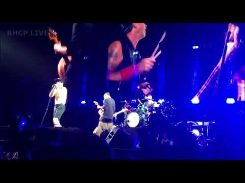 Red Hot Chili Peppers - Suck my Kiss - Birmingham 2016 (SBD audio)
