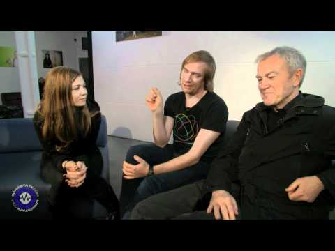 John Foxx Interview London XOYO October