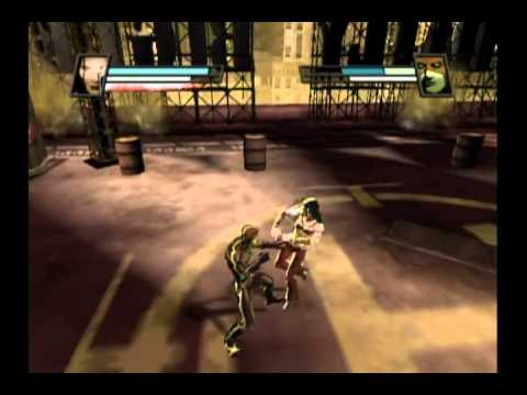 Marvel Nemesis: Rise of the Imperfects Walkthrough Part 13 (GameCube)