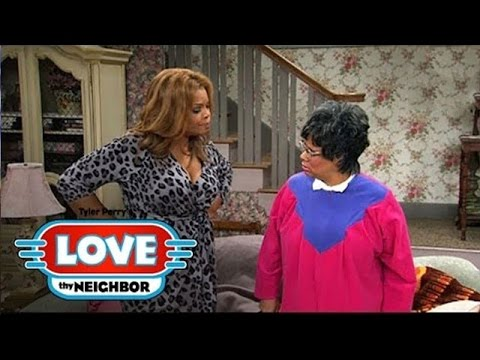 Hattie Is Rooting For Philip - Tyler Perry's Love Thy Neighbor - Own video