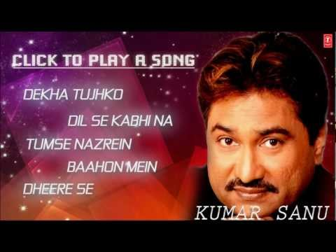 Aise Na Dekho Mujhe Jukebox 1 - Kumar Sanu Hit Album Songs