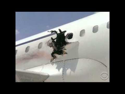 Somalia jet explosion: Hole in plane