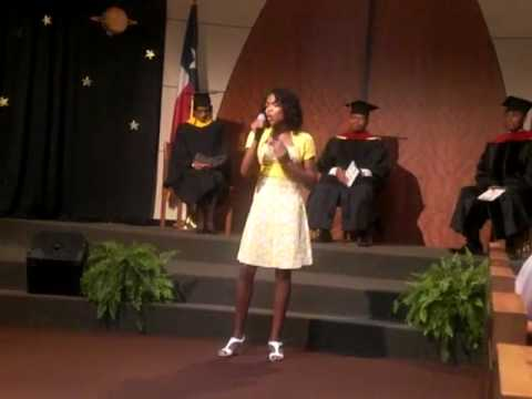 Potter's House Clay Academy 2010 Graduation