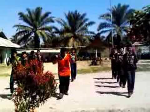 Lomba Senam Seribu Mts. Bahrul 'ulum Pasir Utama Rohul video