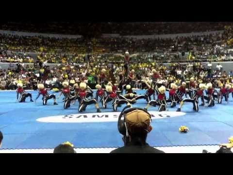 The UP PEP SQUAD Did It Again