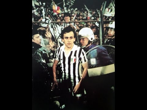 "Michel Platini "" Heysel tragedy 1985"""