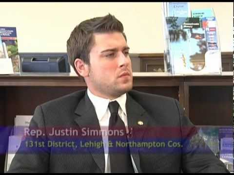 Rep. Justin Simmons sits down with the owners of CertaPro Painters for this edition of Legislative Report.