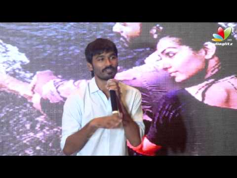 Dhanush speaks about his experiance working in Mariyaan | Bharat Bala, AR Rahman, Parvathi Menon