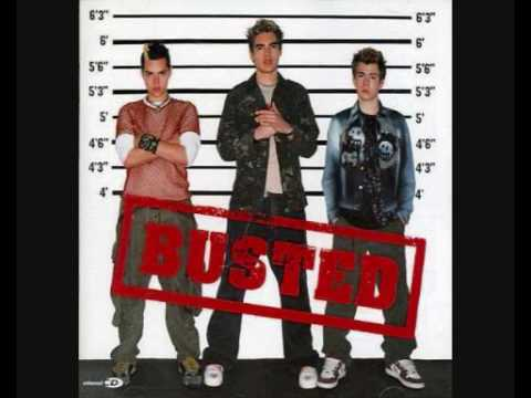 Busted - Runaway Train ( Cover )