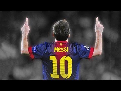Lionel Messi - Lose Yourself - Skills & Goals - 2013 - Hd video