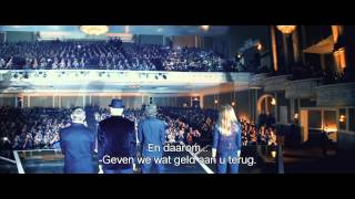 Now You See Me trailer NL