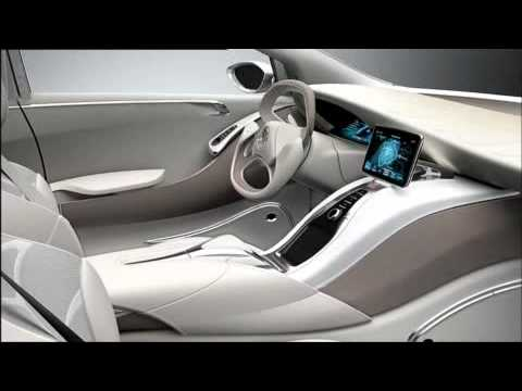 Mercedes-Benz F800 Style Concept Video Global Auto News