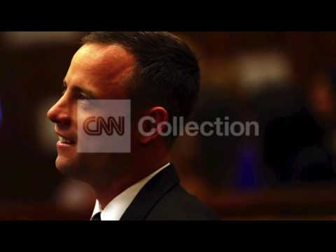 SOUTH AFRICA:PISTORIUS TO TAKE THE STAND