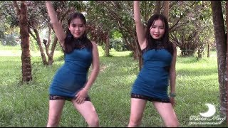 Nkauj Hmoob Nasxasla pab 2 kev sib tw dance # 3 vim kuv seev cev