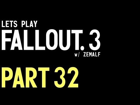 Let's Play Fallout 3 - Part 32 - Underground and Into the DC Ruins [Roleplay]