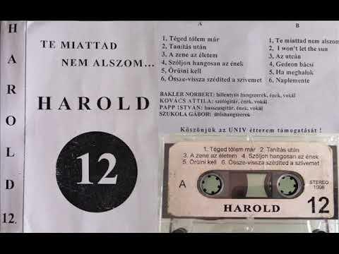 Harold Zenekar, Össze-vissza szédíted