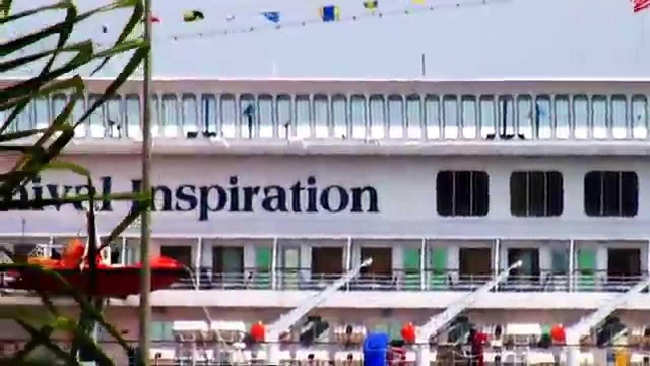 2014 Carnival Inspiration Spring Break 3 Day Ensenada