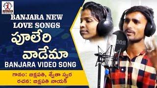 Banjara New Love Songs | Puleri Vaadema Banjara Video Song | Lalitha Audios and Videos