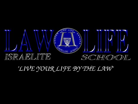 """I ALSO WILL LAUGH AT YOUR CALAMITY"" SABBATH LESSONS :@LAW LIFE ISRAELITE SCHOOL"