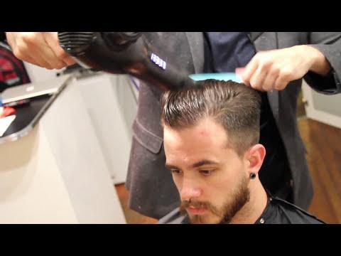 Aprenda a fazer um corte masculino New Order e como modelar usando pomada