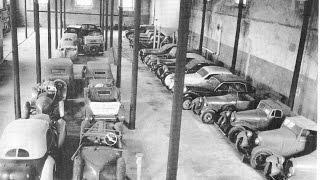 The Bugatti List