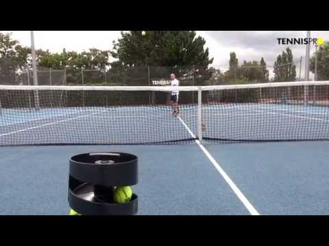 TENNISPRO - Ball Machine Tennis Twist