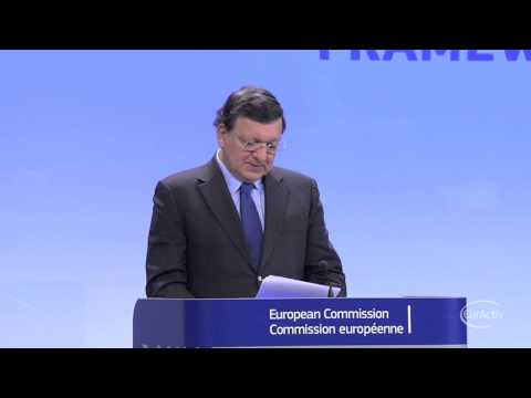 Barroso warns Ukraine of 'possible actions'