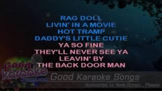 Rag Doll  - Aerosmith (Lyrics Karaoke) [ goodkaraokesongs.com ]