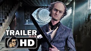 A SERIES OF UNFORTUNATE EVENTS Season 2 Official Teaser Trailer (HD) Neil Patrick Harris Series
