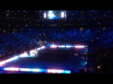Roger Federer 2014 ATP World Tour Finals Introduction