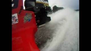 Shaun Torrente - Champ Boat Practice US Nationals (Kankakee, IL 2010)