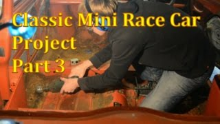 Classic Mini Race Car Project | Part 3