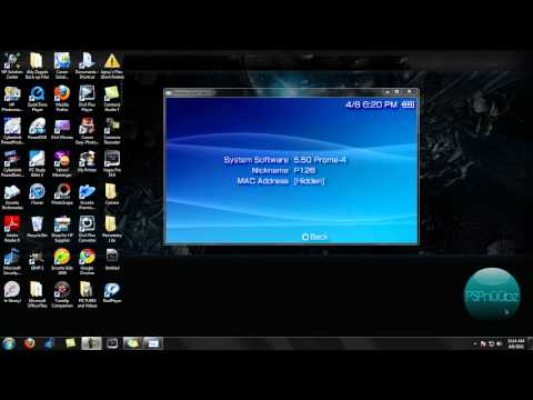 """[How To] Fix your """"The game could not be started (80020321)"""" PSP Game Error (FIXED and Solved !)"""