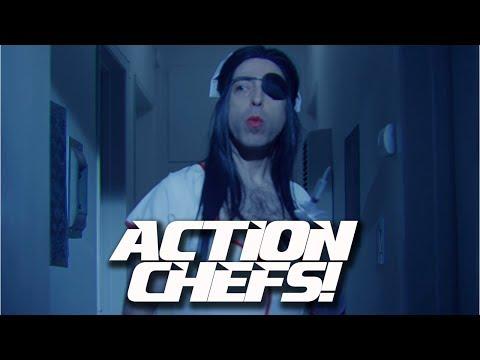 ACTION CHEFS: Kill Bill