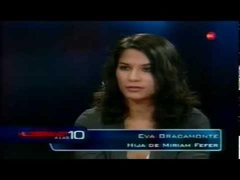 Entrevista a Eva Bracamonte Parte 1