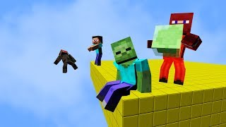 Garry's mod ragdolls ep.40 (GMOD Minecraft ragdolls)