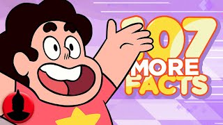 107 MORE Steven Universe Facts - (ToonedUp #86) @ChannelFred