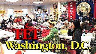 TỪ THỦ ĐÔ: Sinh hoạt cộng đồng Việt ở Washington D.C. ngày Tết