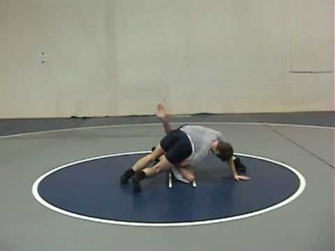 Granby School of Wrestling Technique Series #8 Image 1