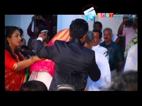 Meera Jasmine Wedding Highlights video