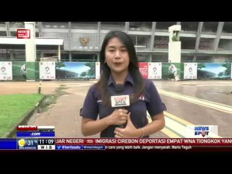 Pembangunan Venue Asian Games di GBK Sudah 10 Persen #1