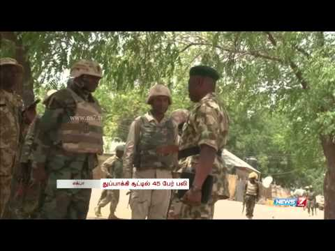 Over 40 killed in Deadly raid on village in Nigeria's Benue state