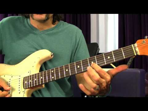 Robin Trower Bridge Of Sighs Lesson