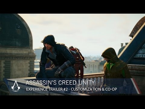 Assassin's Creed Unity Experience #2 Customization & Co-op [US]